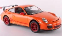 Porsche 911 GT3 RS, oranžová 1/14, RC auto