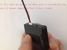 USB Nabíječka pro 4 baterie 3,7V