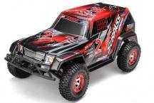 RC Auto Extreme-2 4WD RTR 1:12 - ČERVENÁ