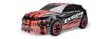 Auto RALLY X-Knight 1:18 RTR, 4WD - Červená